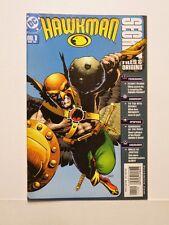 Hawkman: Secret Files and Origins 1  DC  2002 - FN / VF