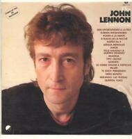 """JOHN LENNON - THE JOHN LENNON COLLECTION - 12"""" VINYL LP (MEXICO)"""
