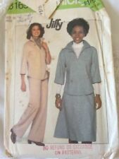 Shirts/Blouses 1970s Women's Collectable Sewing Patterns