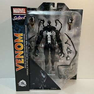 Venom Collectors Action Figure Disney Store Exclusive - Marvel Select
