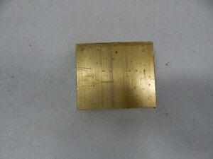 brass flat material CuZn 39Pb3 Brass Flat Bar 50x25mm Ms58