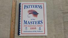 """Patterns of The Masters"" 1995 Fff 30th Anniversary Edition a treasure trove!"