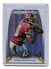 2012 Topps Platinum #120 Robert Griffin III Redskins  Card jh7