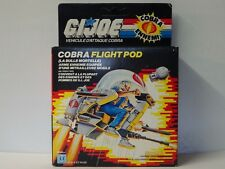 GI Joe - Vintage - Cobra Flight Pod / Trubble Bubble (La Bulle Mortelle) - 1985