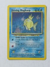 Shining Magikarp 66/64 Neo Revelation Secret Rare Holo Pokemon Card