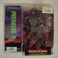 Predator 2 The Hunter Action Figure McFarlane Movie Maniacs New