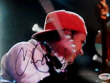 CHAD SMITH RED HOT CHILLI PEPPERS AUTHENTIC 8 x 10 inch SIGNED PHOTO PSADNA COA
