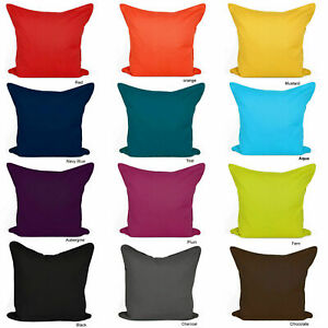 100% Cotton Plain Dyed Best Quality Cushion Cover all Sizes 16*16,18*18, 20*20