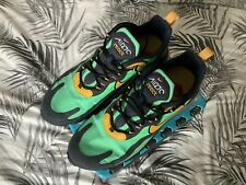 "Nike Air Max 270 React ""Pop Art"" Trainers Size UK 9 EU 44   1 90 95 97 360"