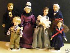 Family Dolls' House Dolls Sets