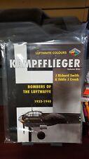 Kampfflieger- Bombers of the Luftwaffe 1933-1940, Volume 1 (Luftwaffe Colours)