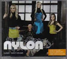 Nylon-Closer Sweet Dreams cd maxi single 2 tracks