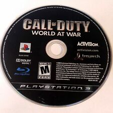 CALL OF DUTY WORLD AT WAR (PS3 GAME) (DISC ONLY) 1420