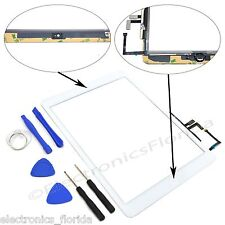 Touch Screen Digitizer Replacement + Adhesive Tape for Apple iPad Air 1 White