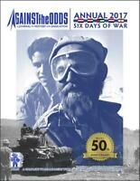 Clash of Arms Wargame  Against The Odds Annual 2017 - Six Days of War SW