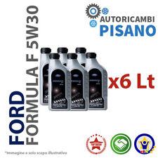 6 LITRI DI OLIO MOTORE ORIGINALE FORD FORMULA F 5W30
