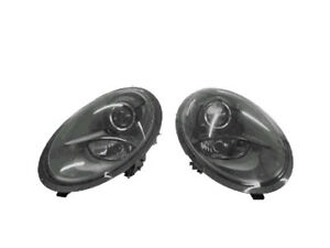 Genuine Porsche Carrera 991 RHD Bi-Xenon Dynamic Black Headlights 99104490021