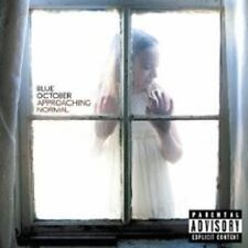 """BLUE OCTOBER """"APPROACHING NORMAL"""" CD NEW"""