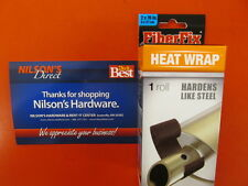 Fiber Fix 2 In. x 70 In. Heat Wrap Repair Tape, Muffler, Broiler, Exhaust Repair