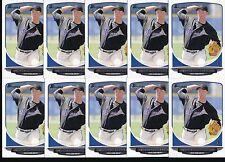NOAH SYNDERGAARD 2013 Bowman Draft RC TP22 10 Card LOT Mets (BuyMVP)