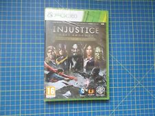 Injustice Gods Among Us ULT Edition (Xbox 360) New