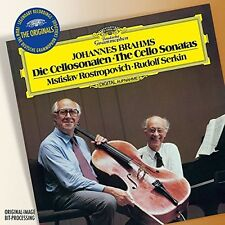 Rostropovich / Serki - Originals: Brahms - the Cello Sonatas [New CD]