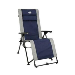 Royal Easy Lounger Unique Folding Relaxer Chair Zero Gravity  Motorhome Caravan