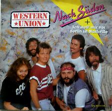 "7"" 1986 GERMAN COUNTRY MINT- ! WESTERN UNION Nach Süden"