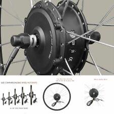 "Front Wheel Motors Rim Electric Bicycle Conversion Kit 24v 36v 48v 250w 16-28"""