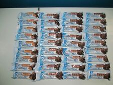 Pure Protein Bars LOT 36 20g Energy Chocolate Deluxe Peanut Butter READ 9&4/20