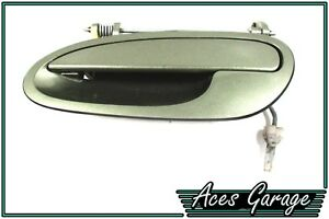 Front Left Passenger Side Exterior Door Handle 703H VY VZ V8 Calais Parts - Aces