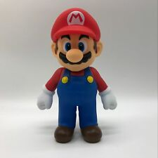 "New Super Mario Bros. Mario Doll PVC Plastic Action Figure Toy Colletible 9"""