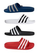 Adidas Adilette Aqualette  Blau Weiß schwarz rot Hausschuhe Badelatschen