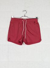 Abbigliamento rossi Blend per il mare e la piscina da uomo