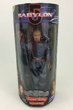 "Babylon 5 Chief Michael Garibaldi Exclusive Premiere 9"" Figure Vintage 1998 Le"