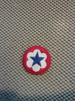 Vietnam War Era US Army Service Forces Class A Patch New Old Stock