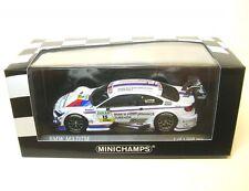 1 43 Minichamps BMW M3 E92 #15 DTM Tomczyk 2013