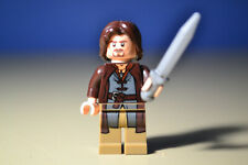 Lego Lord of the Rings Aragorn Minifigure With Sword 9472 9474 79008 Hobbit