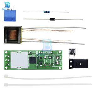 High Voltage Generator Arc Igniter Lighter Boost DIY Kit DC3-5V Electronic Suite