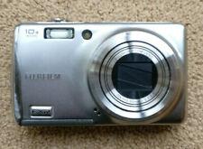 Fujifilm FinePix F Series F70EXR 10.0MP Digital Camera - Silver