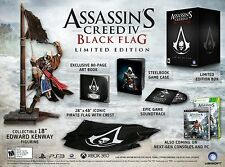 Assassin's Creed IV Black Flag - Limited Edition [PlayStation 3 PS3] NEW