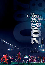 The European Football Yearbook 2007/2008 - UEFA Soccer Statistics book