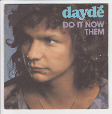 "DAYDE Vinyle 45 tours SP 7"" DO IT NOW - THEM - BARCLAY 121 404 F Reduit Stereo"