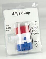 12v BILGE PUMP 1100GPH