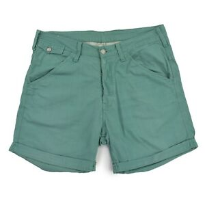 G-STAR Herren Short W34 Bermuda grün RUDDER 1/2 kurze Hose Pants wie NEU