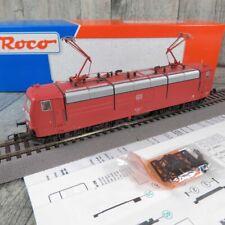ROCO 43695 - HO - DB - E-Lok 181 221-3 - analog + DSS - OVP - #A26705