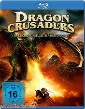 BLU RAY - DRAGON CRUSADERS - IM THE RICH KREUZRITTER AND DRAGON - NIP