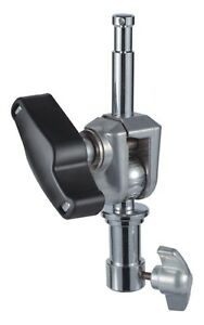 "Flexible Joint with 5/8"" Stud 5/8"" Socket & 1-1/8"" Stud Photo Studio Light Stand"