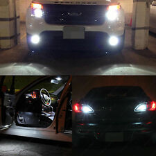17x White Interior & Exterior LED Lights Package Kit for 2011-2015 Ford Explorer