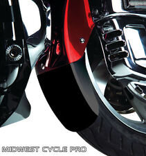 Honda Goldwing GL1800 & F6B Black Front Fender Extension With Brace 52-749BK